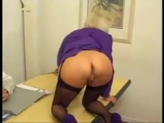 Eva delage fisting and pissing with long nails Stud fucks mature