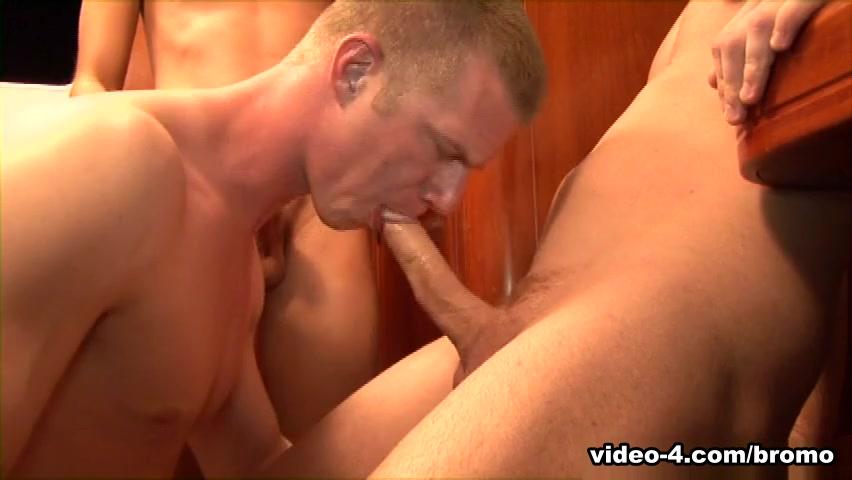 Blake Daniels in Slurping Seamen Scene 4 - Bromo Big tits and a small ass