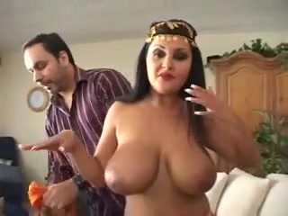 Jaylene Rio - Breasty abdomen dancer receives drilled Beautiful woman girl strip