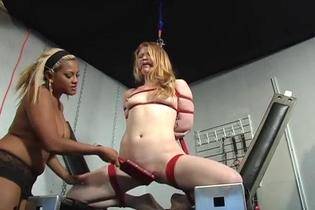 Sexy fucked lesbiab Panties