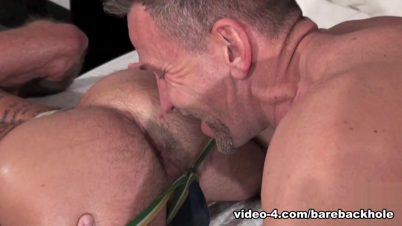 Matt Sizemore and Ray Dalton - BarebackThatHole Unique sexy milfs