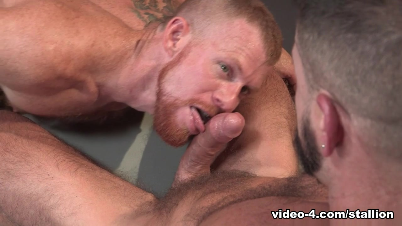 Tex Davidson & Jack Vidra in State of Arousal, Scene #02 - RagingStallion Domination hair pulling