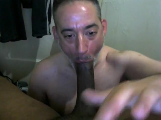 Servicing my very hung friend mario salieri free porn