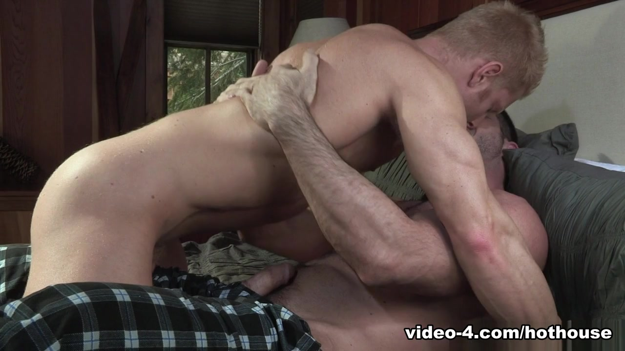 Billy Santoro & Johnny V in Tahoe - Cozy Up, Scene #03 - HotHouse Shaved asain virgins