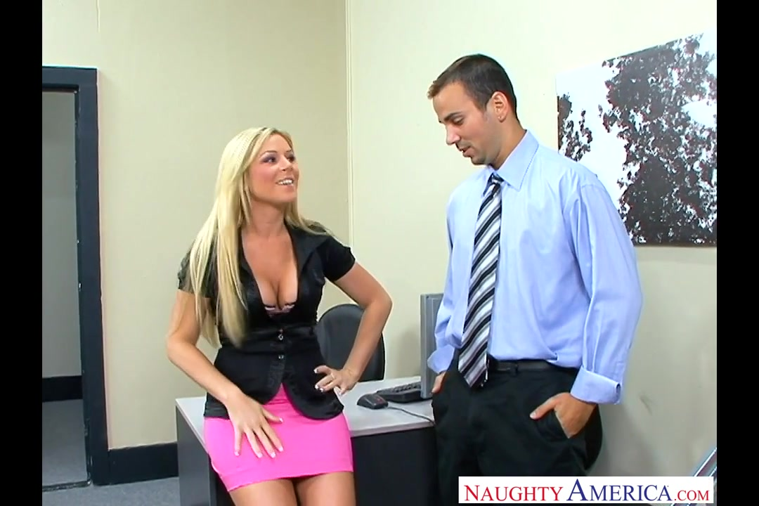 Ahryan Astyn & VooDoo in NaughtyOffice Deforation girls nice big tight boobs redtube