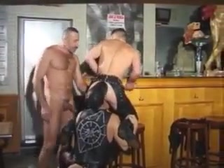 Daddy leather Pakistani bang xxx porn image