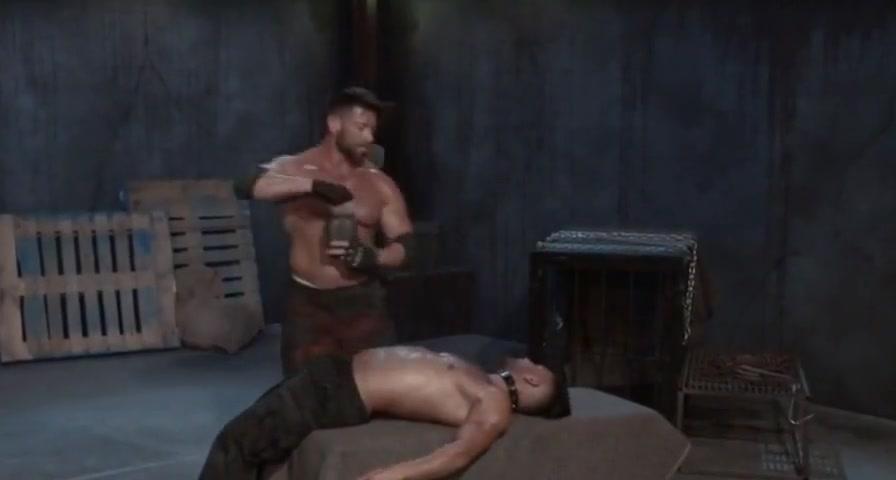 Posesion sexual Natalie Gangbang