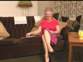 Scottish gran Busty talks and strips Best amateur Fetish Foot Fetish sex clip