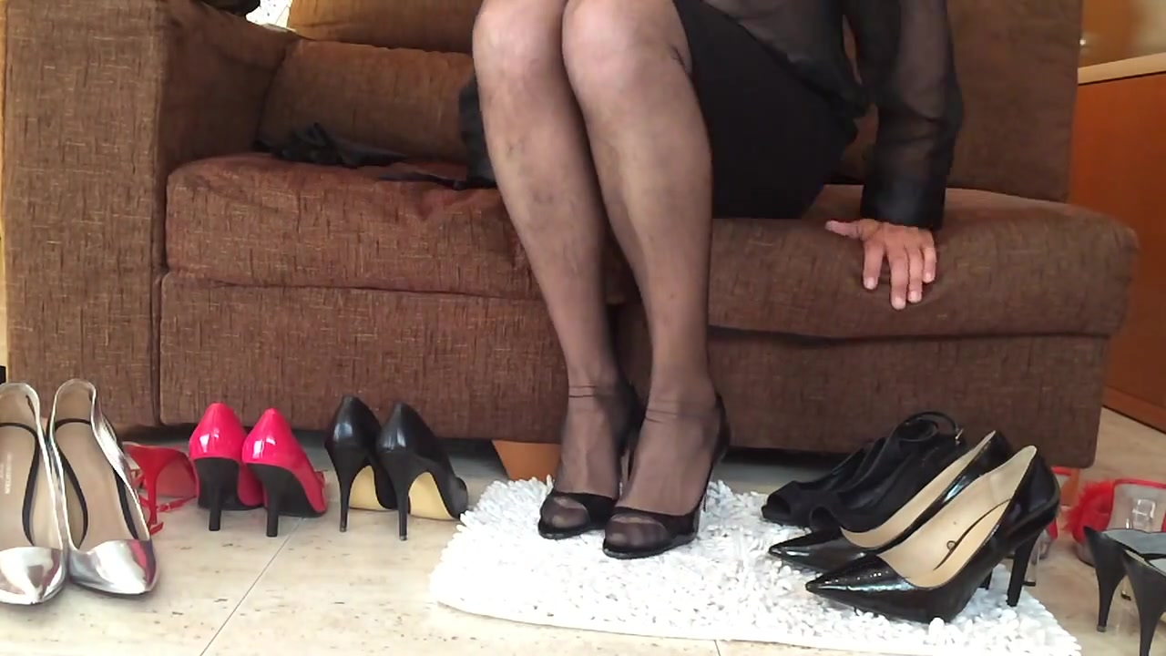 I like Nylon Heels carrie sex and the city the movie