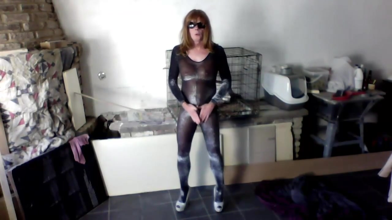Catsuit 15 Demon grl sex