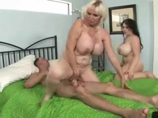 Large Titty Trio 5 Ariella Ferella