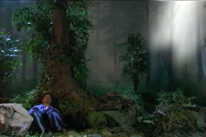 Talon Fucks Bobbi Eden In A Tropical Forest