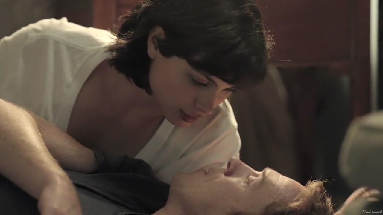 Homeland S01E03 (2011) Morena Baccarin amy anderssen blowjob edit