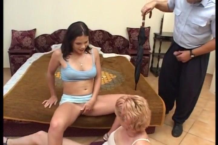 Nurse lesbo sexu orgasam