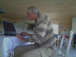 Naked grandpa Big snime titties