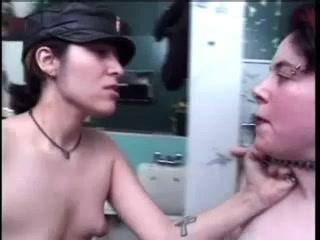 Vides fuckk Lesbiann horney