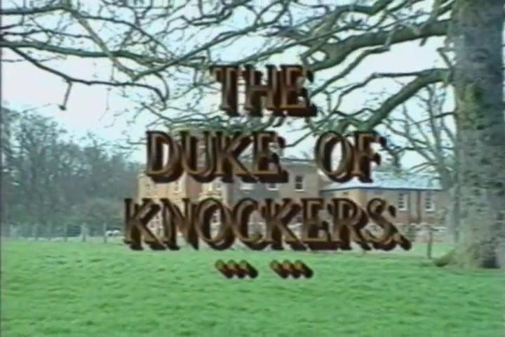 Duke of knockers (big tits movie) Smart chick enjoys passionate sex