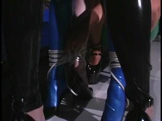 Orgasam Bondaged lesbi pornex