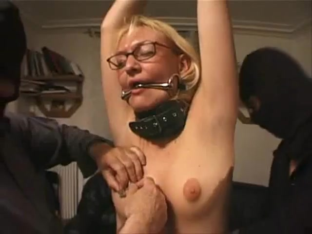 Slavegirl group fucked and fisted