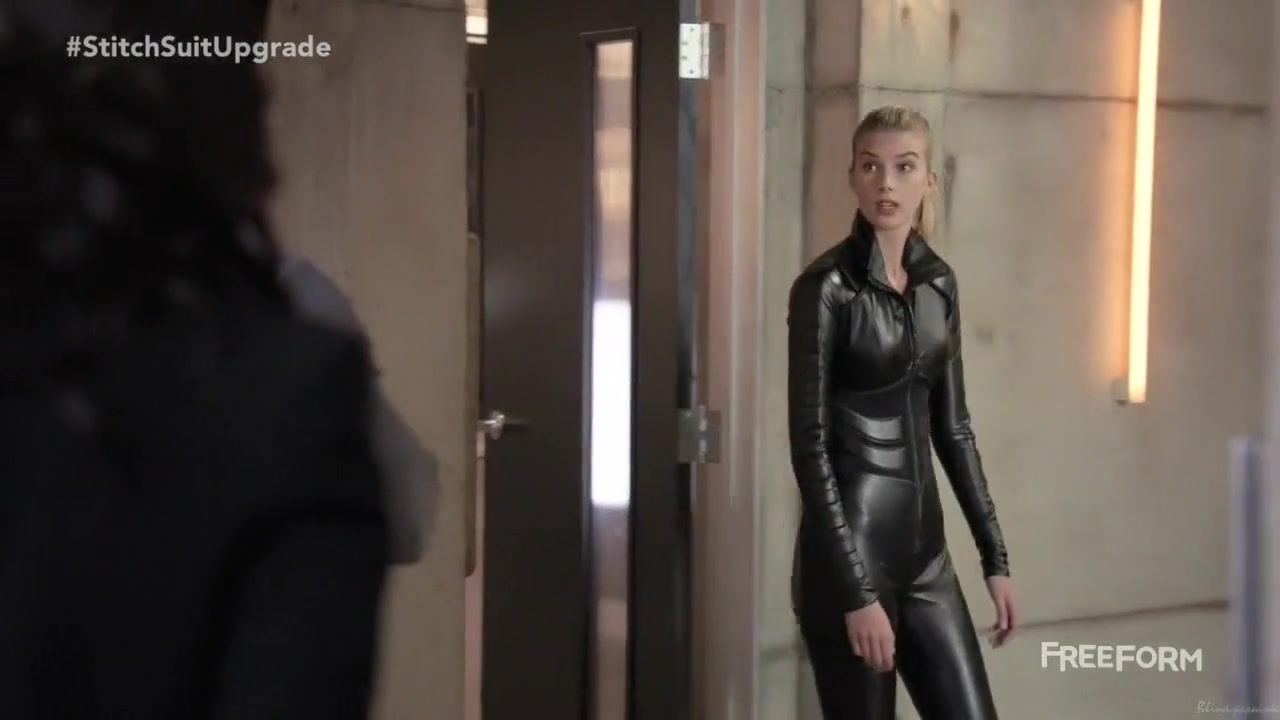 Stitchers S02E01 (2016) Emma Ishta Kinky sex quiz