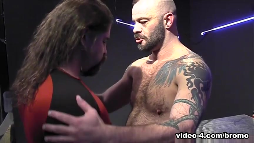 Adric, Chris Banks, Eli Horst in Backroom Muscle Daddies scene 2 - Bromo hardcore fighting andrew buckland