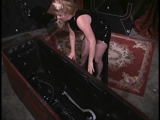 Corset sample bondage video