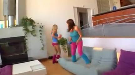 Lesbion xxx fuckd video