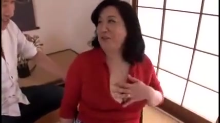 Japanese with large boobs Men Older Women