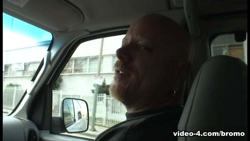 Daniel Diaz & Tom Moore in Cruise Patrol 2 Scene 3 - Bromo Busty blonde babe porn