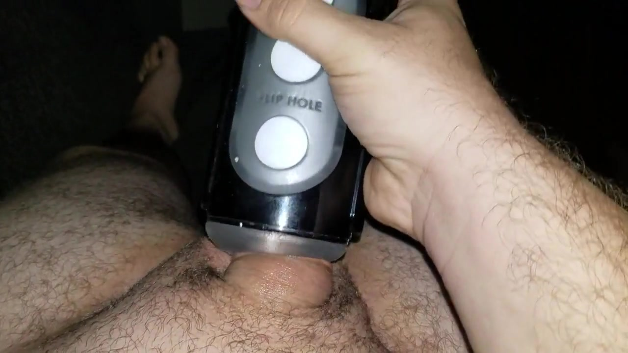 Me and my tenga flip Eating Hairy Pussy And Assholes