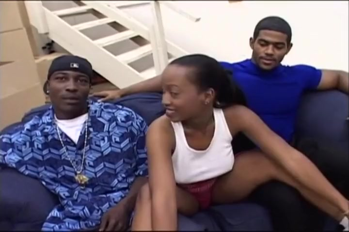 Two Black Studs And One Black Pussy Lynn mccrossin sex