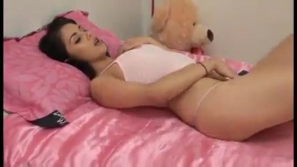 Masturbated Spanish lesbea fucked
