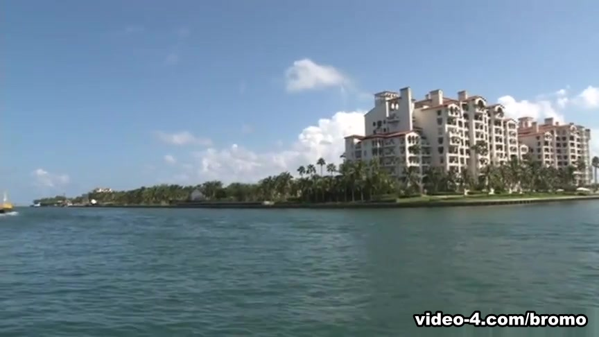 Sage Daniels in Miami Cum scene 4 - Bromo Why do guys like girls to swallow