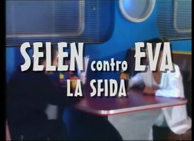 Selen Eva Enger - Eva Contro Selene boy mom nude