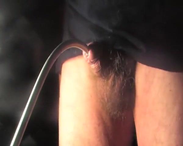 Tranny ladyboy sounding urethral cock toy dildo boy fuck for money