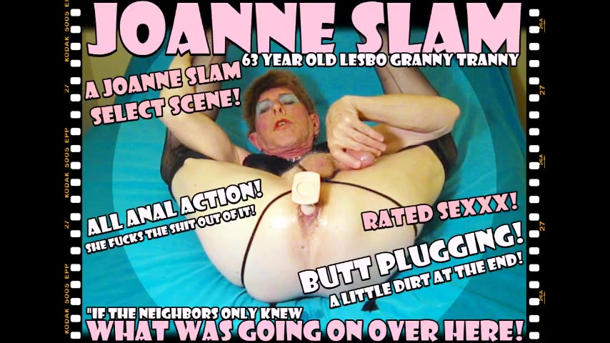 JOANNE SLAM - A SELECT SCENE - BUTT PLUGGING Pills to help you last longer in bed