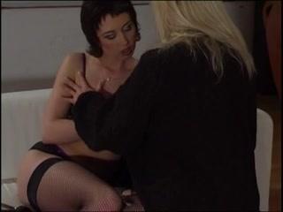 Masturbates porne Nipples lesbiian