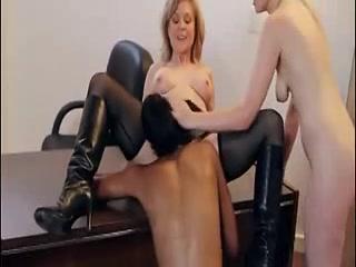 Dick on Horny bbw black
