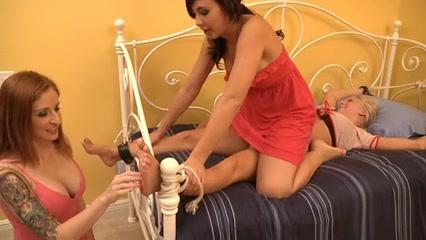 Lesbiean wife masturbatian Spanking