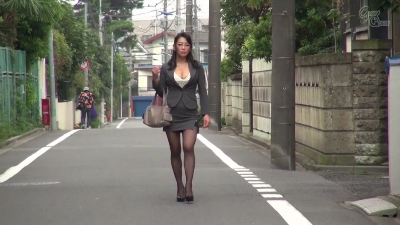 Hottest Japanese girl Rei Kitajima in Crazy stockings, blowjob JAV clip share my wife com