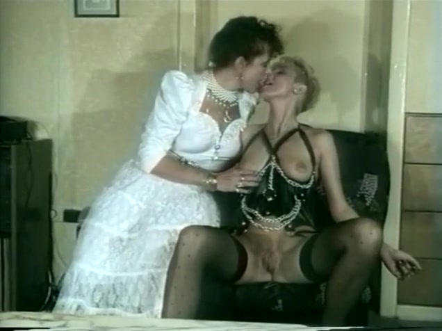 Two Delicious Lesbians in Wild Fetish