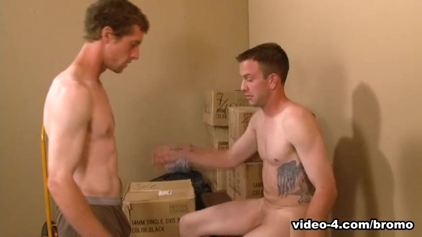 Brent Stentson, Clyde Jung in Raw Cock Sauce scene 1 - Bromo hairy girls the hun