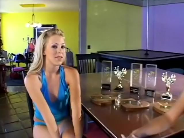 Amazing pornstar Leah Luv in hottest blonde, small tits adult scene Different ways to have sex nude
