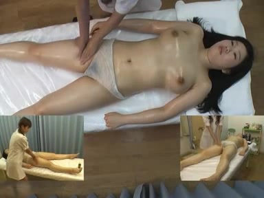 Exposed women including hymen