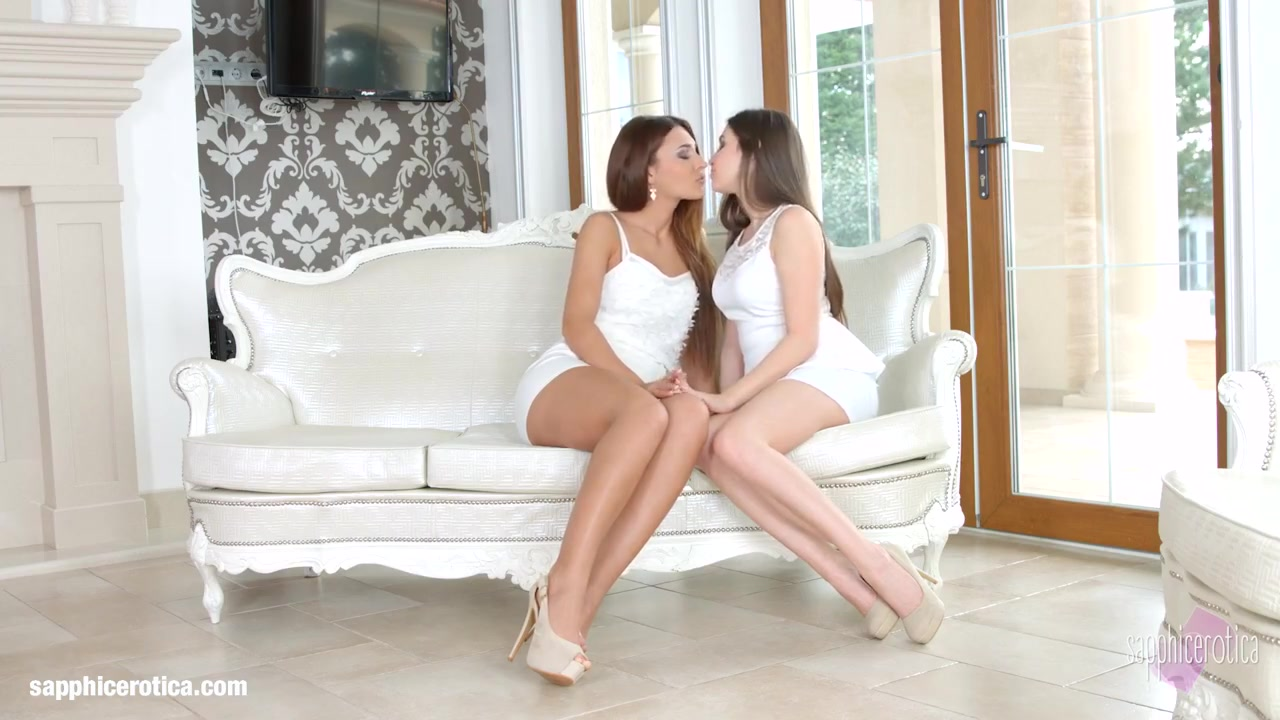 Lesbios porn European sexy