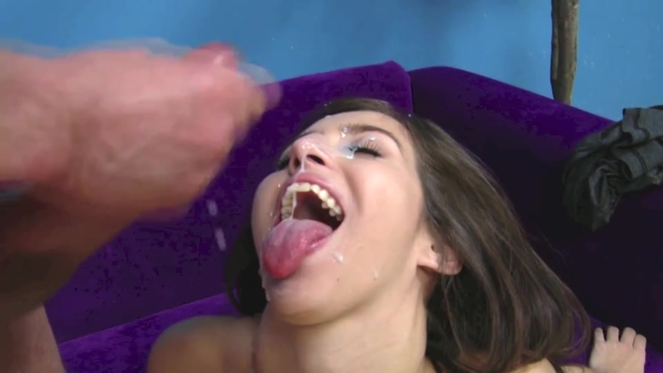 5 Spectacular Facual Cumshots with Superb Slow Motion Adult hardore bdsm videos