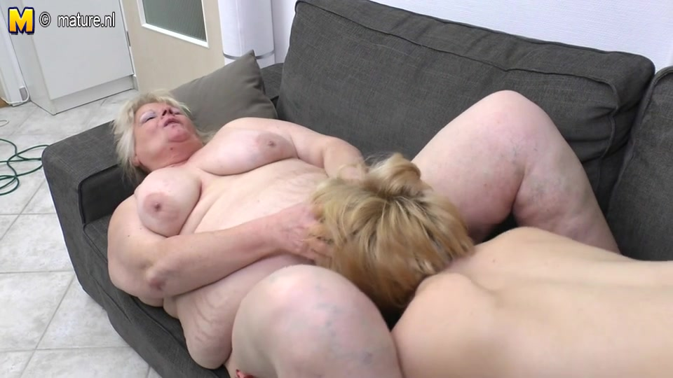 3 old and youthful lesbian babes have a fun every other Women are having sex
