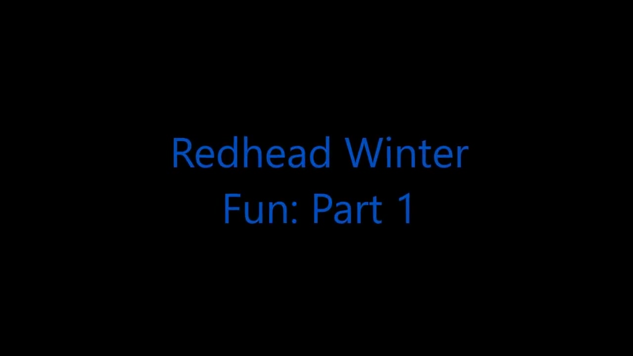 Redhead Winter Fun How to tell if my relationship is over