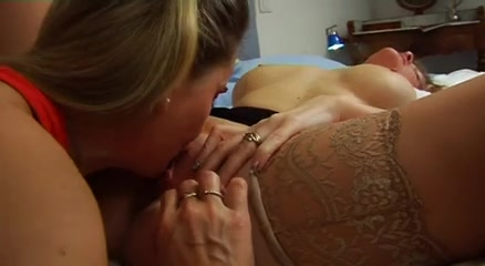 Piercings lesbia bisexual licking pussy