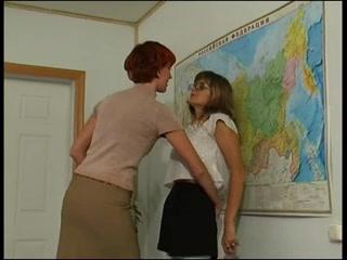 Homemade Schoolgirl porn lesbians